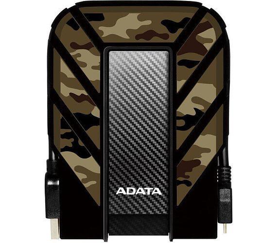 """ADATA externí HDD HD710M Pro 1TB USB 3.1 2.5"""" Maskáčová (AHD710MP-1TU31-CCF)"""