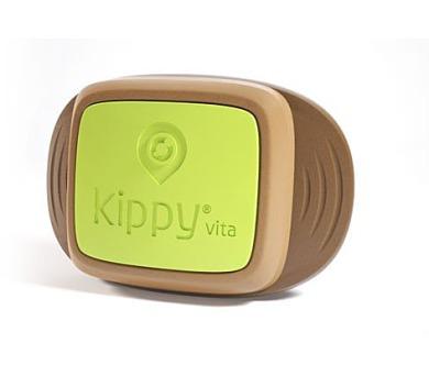 GPS obojek Kippy Vita- green-eye + DOPRAVA ZDARMA