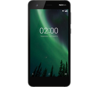 Nokia 2 Single SIM Matte Black