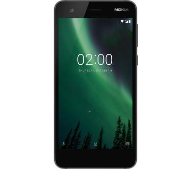 Nokia 2 Dual SIM Matte Black (11E1MB01A13)