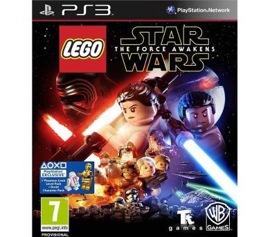 PS3 - Lego Star Wars: The Force Awakens + DOPRAVA ZDARMA