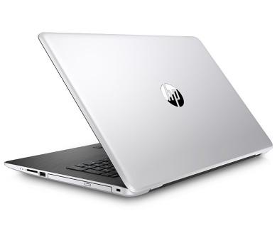"""HP 17-bs101nc/Intel i5-8250U/8GB/128GB SSD + 1TB/AMD Radeon 530 2GB/17,3"""" FHD/Win 10/stříbrný (2WB42EA#BCM)"""
