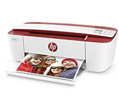 HP All-in-One Deskjet Ink Advantage 3788 - Red - Poškozený BOX