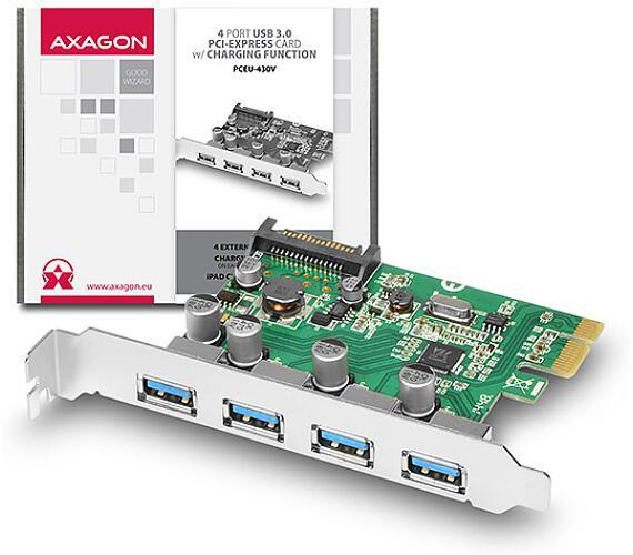 AXAGON PCEU-430V