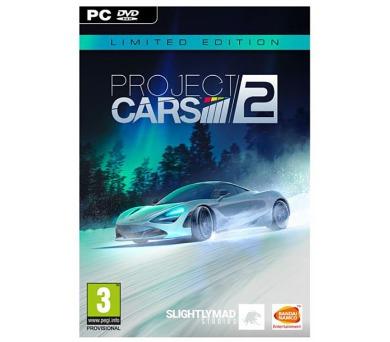 PC - Project CARS 2 Limited Edition + DOPRAVA ZDARMA