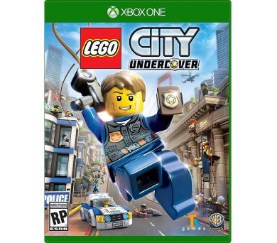 XOne - Lego City Undercover + DOPRAVA ZDARMA