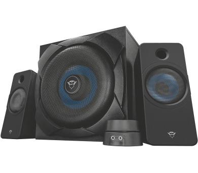 TRUST GXT648 2.1 gaming speaker set + DOPRAVA ZDARMA