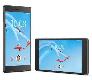Tab 4 7 IPS 16GB LTE GPS Black Lenovo
