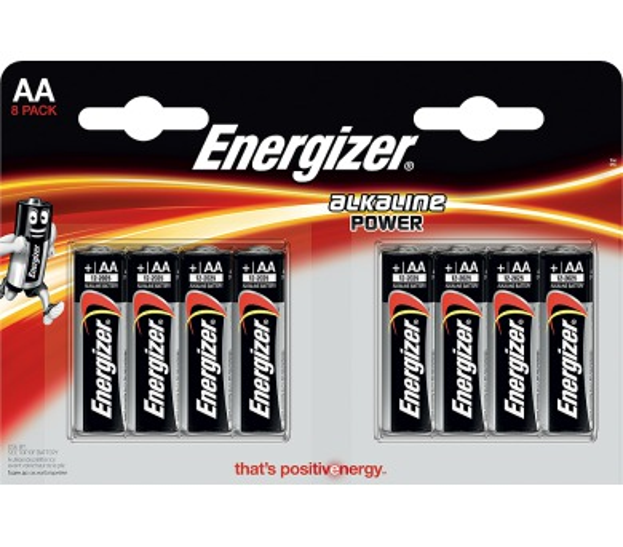 LR6 4+4BP AA FP Alk ENERGIZER
