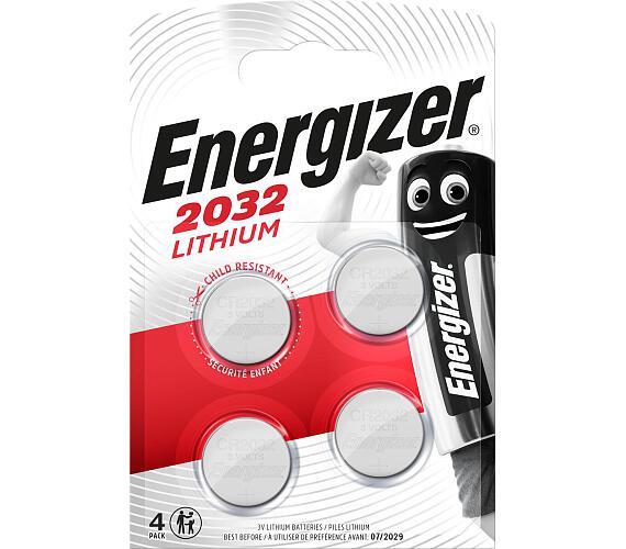 CR2032 4BP Li ENERGIZER