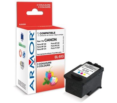 Inkoustová náplň Canon CL-513