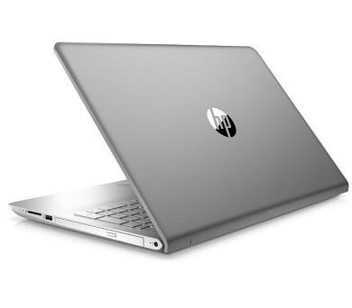 """HP Pavilion 15-cc102nc/Intel i5-8250U/8GB/256GB SSD + 1TB/GF GT 940 MX 4GB/15,6"""" FHD/Win 10/stříbrný (3QQ26EA#BCM)"""