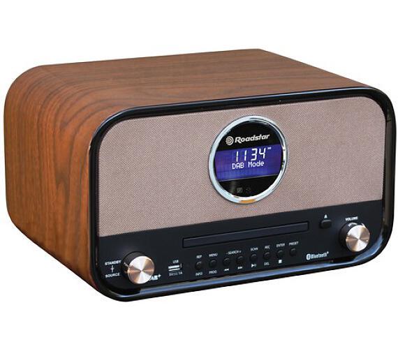 Roadstar HRA-1782 D+BT Rádio s přehrávačem CD/MP3 + DOPRAVA ZDARMA