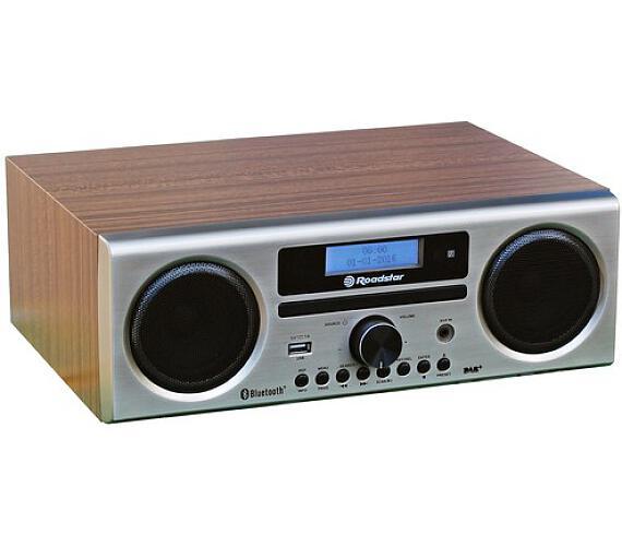 Roadstar HRA-9D+BT/WD Digi radiopřijímač s BT,en