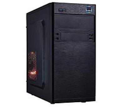 EUROCASE skříň MC X202 350W FSP 350APN 85+ black