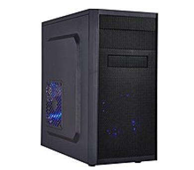 EUROCASE skříň MC X203 350W FSP 350APN 85+ black