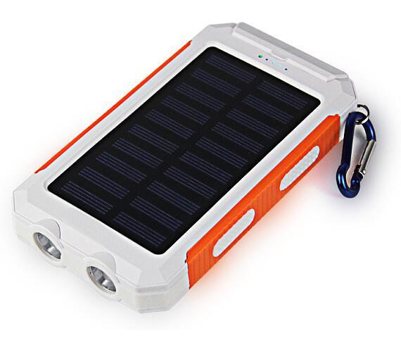 VIKING Solární Outdoorová Powerbanka Delta I 8000mAh