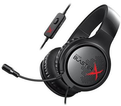 Headset CREATIVE H3 gaming