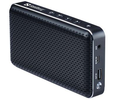 Sandberg Bluetooth reproduktor a PowerBank Buddy (450-09) + DOPRAVA ZDARMA