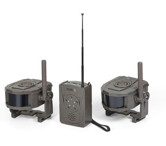 Technaxx bezdrátový bezpečnostní Alarm set + DOPRAVA ZDARMA