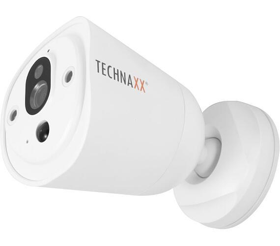 Technaxx bezpečnostní bezdrátová WiFi IP kamera 720P indoor + DOPRAVA ZDARMA