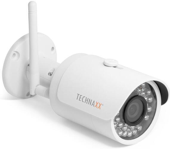 Technaxx bezpečnostní Bullet PRO WiFi IP kamera 1080P + DOPRAVA ZDARMA