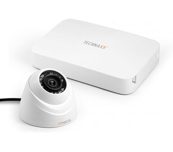 Technaxx bezpečnostní souprava Mini PRO HD 720P (TX-49) (4561) + DOPRAVA ZDARMA