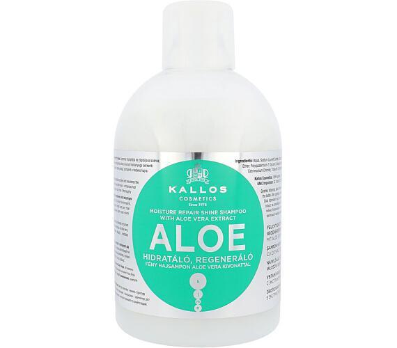 Šampon Kallos Cosmetics Aloe Vera