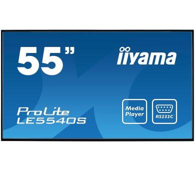 iiyama ProLite LE5540S-B1 -FullHD,IPS + DOPRAVA ZDARMA