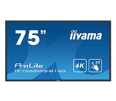 iiyama ProLite TE7568MIS-B1AG -4K,IPS,USB + DOPRAVA ZDARMA