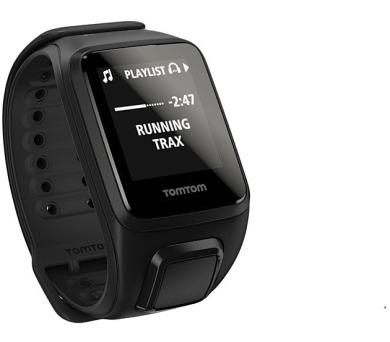 TomTom GPS hodinky Spark Fitness Cardio + Music (S)