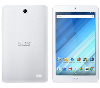 """Acer Iconia One 8 - 8""""/MT8167/16GB/1G/IPS/Android 7.0 bílý (NT.LEREE.001)"""