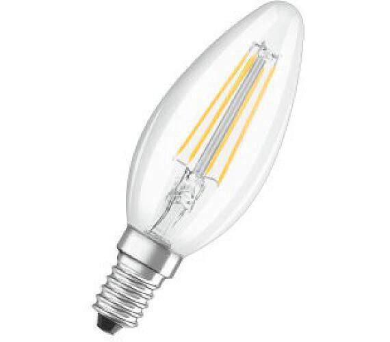 Osram LED žárovka E14 4,0W 2700K 470lm Value Filament B-svíčka