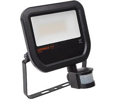 Ledvance reflektor LED 50W 4000K 4750lm černá IP65 senzor Floodlight Ledvo