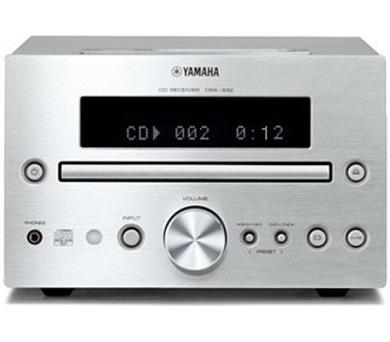 Yamaha CRX-332 SILVER + DOPRAVA ZDARMA