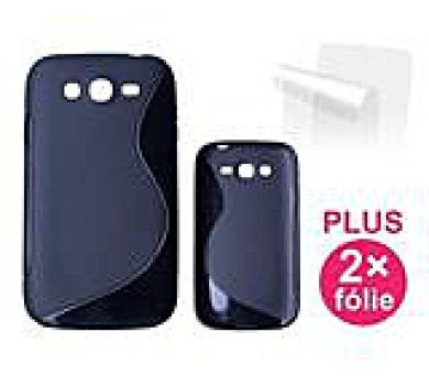 CONNECT IT S-COVER pro Samsung Galaxy Grand Neo Plus Duos (GT-I9060I) ČERNÉ