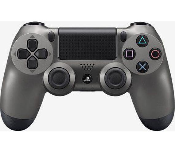 Sony DUAL SHOCK PS4 V2 Steel black