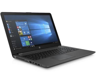 HP 250 G6/ i5-7200U/ 4GB DDR4/ 1TB (5400)/ Intel HD 620/ 15,6'' FHD SVA/ DVD-RW/ W10H/ černý (3QL55ES#BCM)