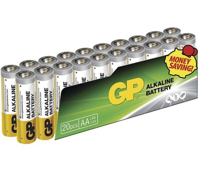 GP Alkaline LR6 (AA)