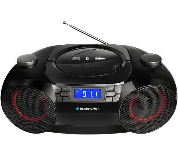 BLAUPUNKT BB30BT FM/CD/MP3/USB/Bluetooth + DOPRAVA ZDARMA