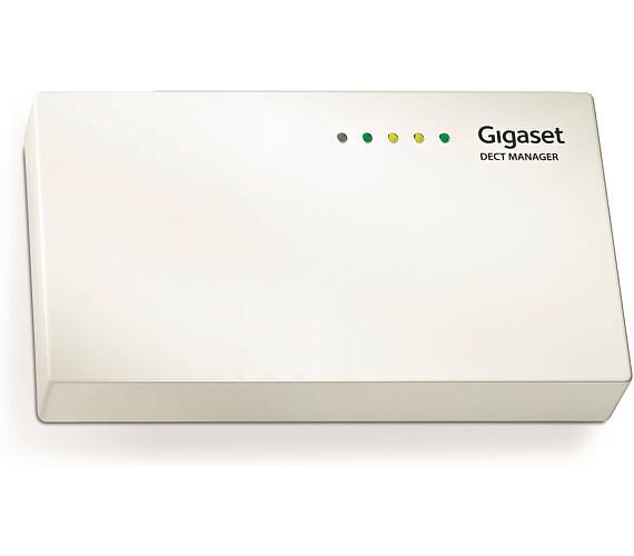 SIEMENS GIGASET N720 DECT IP - centrální řídicí stanice pro správu sítě DECT