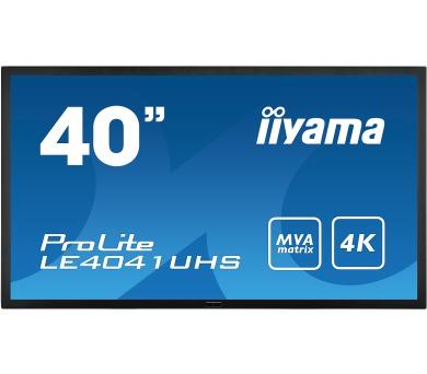 iiyama ProLite LE4041UHS-B1 -4K + DOPRAVA ZDARMA