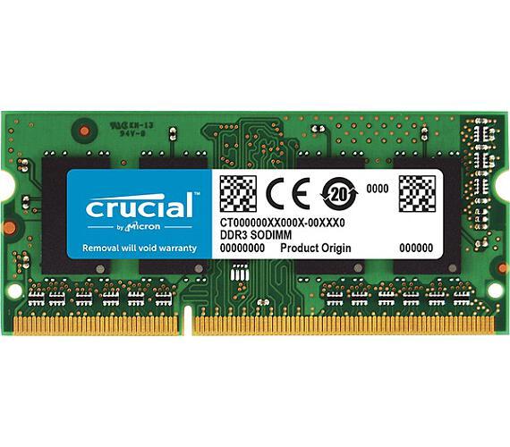 Crucial CL11 SR 1.35V/1.5V