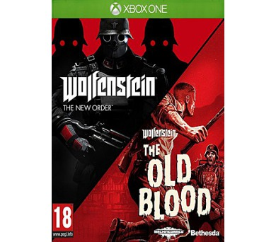 XOne - WOLFENSTEIN THE NEW ORDER AND THE OLD BLOOD