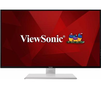 "Viewsonic VX4380-4K 43""W IPS/UHD 3840 x 2160/120M:1/5ms/350 cd/m2/HDMI/repro/VESA"