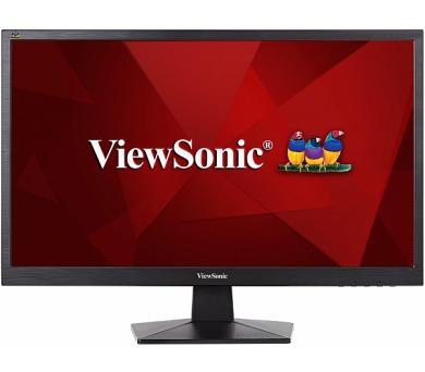 "Viewsonic VA2407H 24"" W WLED TN/1920x1080/20M:1/5ms/250 cd/m2/D-Sub/VESA/Eye-care/ViewMode"