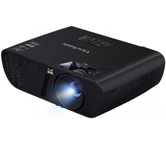 Viewsonic DLP PJD7720HD Full HD 1920x1080/3200 lm/22 000:1/HDMI/MHL/Mini USB/repro