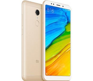 Xiaomi Redmi 5 Global Gold/5,7´´ 1440x720/1,8GHz OC/2GB/16GB/SD/2xSIM/FP/12MPx/3300mAh
