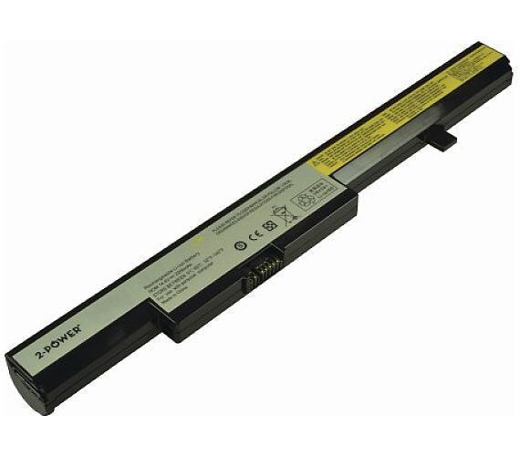 2-Power baterie pro IBM/LENOVO B40 14,4 V + DOPRAVA ZDARMA