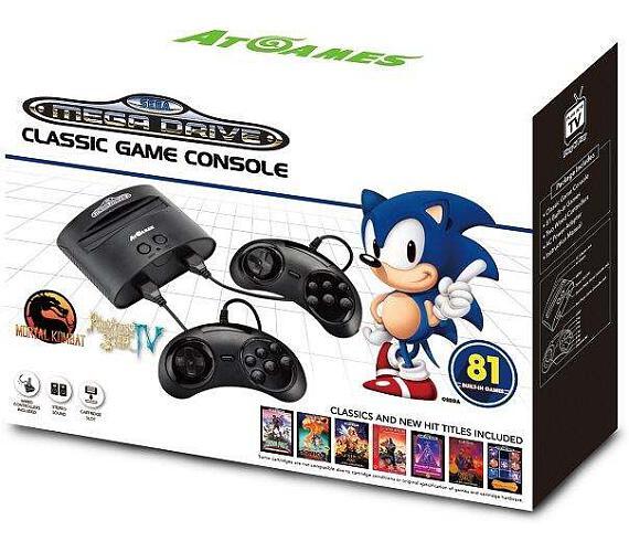AtGames Sega Mega Drive Classic Game Console + DOPRAVA ZDARMA